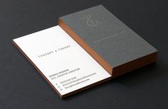 Thought & Theory - business card