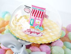 Homespun with Heart: Introducing Petite Places: Sweet Shoppe (Danielle Flanders)