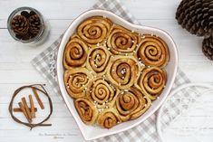 Roulés à la Cannelle / Cinnamon Rolls / KanelBullar Vegan