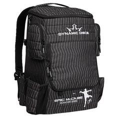 Dynamic Discs Eric McCabe Signature Series Zig Pin Ranger Backpack Disc Golf Bag