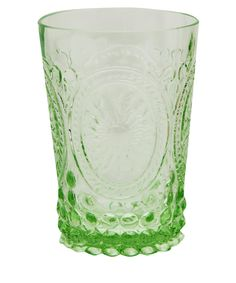 Green Pressed Colour Glass | Home | Liberty.co.uk