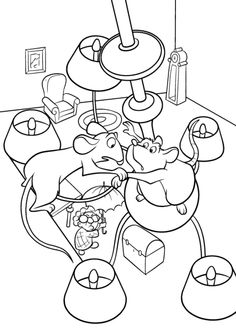 Ratatouille Coloring Page Disney Coloring Page Cinderella Coloring Pages, Disney Coloring Pages, Free Coloring Pages, Coloring For Kids, Coloring Sheets, Adult Coloring, Coloring Books, Cartoon Characters Sketch, Character Sketches