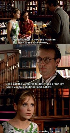 Oh Giles~