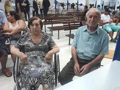 Existe amor no Poupatempo. Antônia e Adolfo são casados há 60 anos e foram ao #PoupaPresidentePrudente tirar a 2ª via do RG.