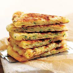 Chinese Savoury Green Onion Pancakes