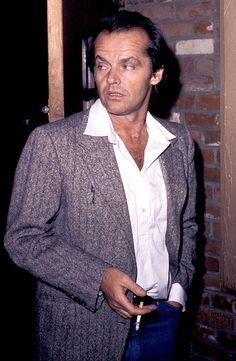 Jack Nicholson or Nick Cave?