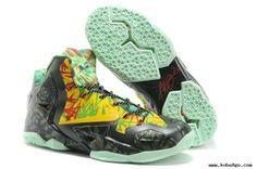 "2013 New Nike LeBron 11 ""Championship"" Custom"
