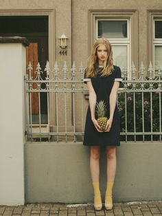 Sofie Olejnik | Material Girl Magazine | Autumn 2012