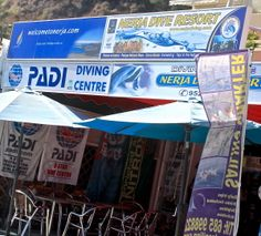 PADI dive centre in the heart of Burriana Beach