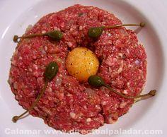 Directo al Paladar - Receta de Steak Tartare