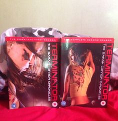 Terminator The Sarah Connor Chronicles Series 1-2
