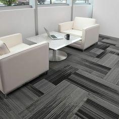 Tandus Flooring / carpeting tiles