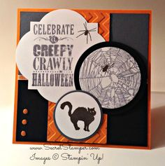 Bite Me, Photopolymer Stamp, Stampin' Up!, Halloween Bash