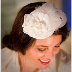 The Heliotrope was made especially for the woman who loves traditional flair. Perfect for a bride on her wedding day, church, or special events.