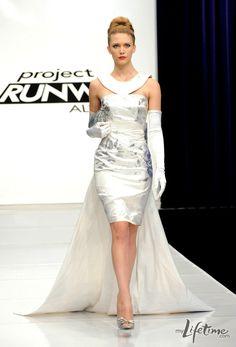 Mondo Guerra - opera gown challenge, Project Runway Allstars.