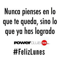 A comenzar la semana con actitud !! @powerclubpanama Y Tu ? Cuantas Calorias Quemaste Hoy ? #FelizLunes #Panama #Gym #Fitness #Salud