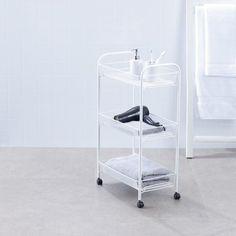 3 Tier Bathroom Trolley homemaker Trolley