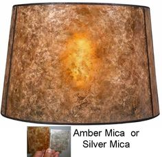 Fine quality genuine mica drum lamp shade is USA handcrafted with sturdy metal frame from the beautiful North Carolina foothills American made. Order mica lampshades of any size or shape imaginable. Fireplace Lighting, Mica, Floor Lamp Shades, Swag Light, Lampshades, Pendant Lighting, Drums, Bronze, Shapes