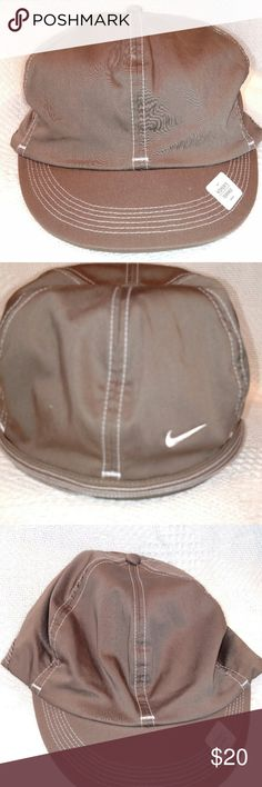 0951b4976c5 I just added this listing on Poshmark  Nike Wmns Fitted Dri-Fit Golf Cap  Khaki-S M NWT.