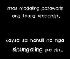 Image Detail for - . : , banat ng tunay na gf , saying tagalog , tagalog banat ng babae Hater Quotes Funny, Tagalog Quotes Patama, Tagalog Quotes Hugot Funny, Memes Tagalog, Quotes About Haters, Hugot Quotes, Jokes Quotes, Funny Jokes, Filipino Quotes