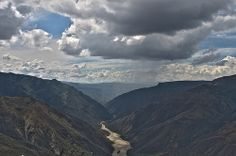 This work is licensed under a Creative Commons Attribution-No Derivative Works Colombia License. Belleza Natural, River, Mountains, Nature, Colombia, Countries, Naturaleza, Nature Illustration, Off Grid