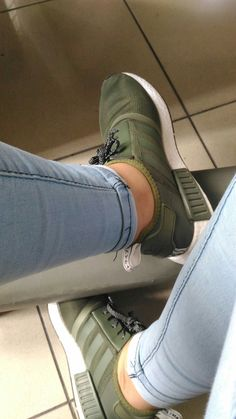sneakers for cheap 8289f 29d49 Adidas NMD Olive Green 💚