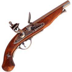 Traditions™ - Pirate - Black Powder Pistol - (.50 ...