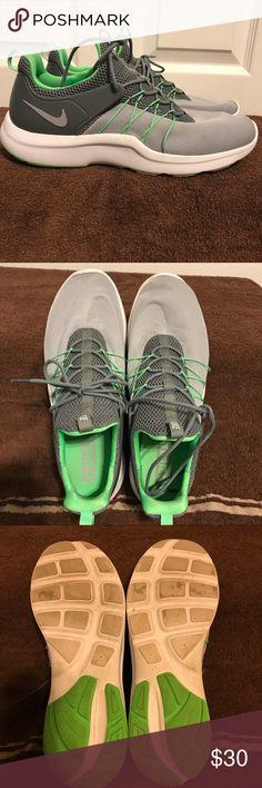 on sale 2358b 03b82 ... Mens Nike Darwin Shoe Worn about three times. Like new. Mesh Rubber  sole New
