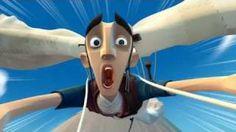 Hezarfen - 3D Animation [2011], via YouTube.