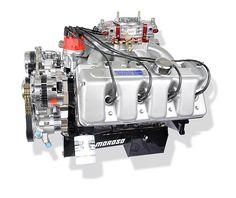 Jon Kaase Custom Built Boss Nine Engines