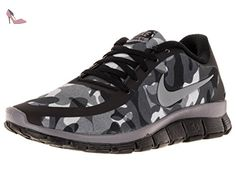 6e07984a3104 Nike Free 5.0 V4 Ns Pt Noir Gris 7 Sneakers - Chaussures nike ( Partner