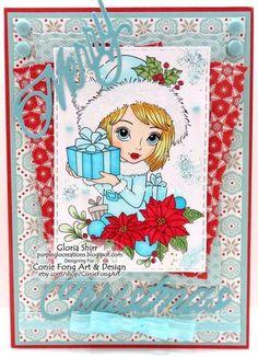 "Conie Fong ""Noelle's Gift"""