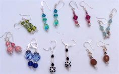 how to make earrings - Search