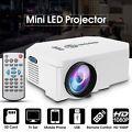 NEW 1080P HD Mini Projector Multimedi...
