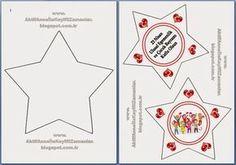 """23 Nisan Ulusal Egemenlik ve Çocuk Bayramı""mızı çocukların elinde mini pankarlarla kutlamaya ne dersiniz.   :))                 Bunun i... Abc Crafts, Fish Crafts, Paper Crafts For Kids, Projects For Kids, Diy And Crafts, Learn Turkish Language, First Day School, Class Decoration, 8th Of March"