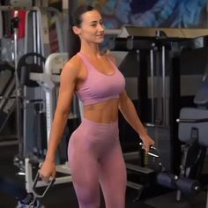 It's time for some shoulder gains with this brutal workout by IG: lisafiitt Standing Cable Front Raises x Front Raise into Lateral Raise x Seated Front Cable Press x Alternating Standing DB Press x Hit save & give[. Fitness Workouts, Gym Workout Videos, At Home Workouts, Shoulder Gym, Shoulder Workout Cable, Work Out Routines Gym, Gym Routine, Fitness Transformation, Workout Programs