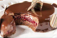 Chocolate Week - gosta de chocolate? Então vem comigo! Entrêmet da Crismel