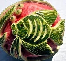 watermelon fishy