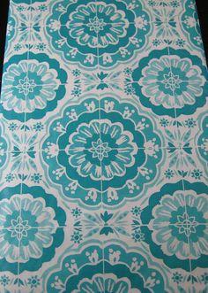 amazoncom summer fun flannel back vinyl tablecloths sunburst of medallions assorted sizes - Vinyl Tablecloths