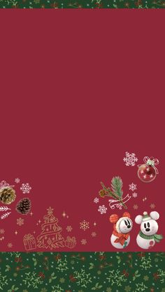 Discovered by Find images and videos about wallpaper, disney and christmas on We Heart It - the app to get lost in what you love. Disney Phone Backgrounds, Disney Phone Wallpaper, Cute Wallpaper Backgrounds, Cellphone Wallpaper, Cute Wallpapers, Christmas Phone Wallpaper, Winter Wallpaper, Holiday Wallpaper, Mickey Mouse Christmas