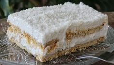 You will not believe that this is a VEGAN Dessert - Jim Michailidis Vegan Sweets, Vegan Desserts, Easy Desserts, Greek Desserts, Greek Recipes, Fun Cooking, Cooking Recipes, Greek Cake, Cake Recipes