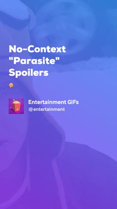 """No-Context """"Parasite"""" Spoilers by Entertainment GIFs Movie Gifs, Animal Party, Entertaining, Simple Nail Designs, Funny"""