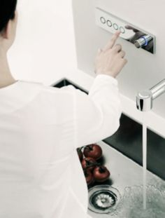 Faucets accesories on pinterest bathroom faucets for Dornbracht küchenarmatur