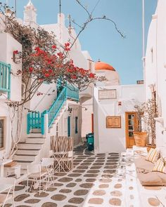 Mykonos is on my bucket list! Romantic Destinations, Travel Destinations, Greece Destinations, Oh The Places You'll Go, Places To Travel, Mykonos Greece, Photos Voyages, Travel Aesthetic, Adventure Is Out There