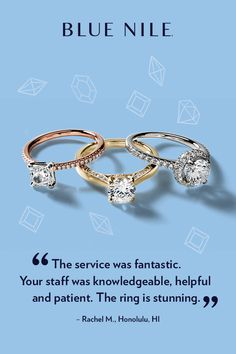 With the largest selection of certified diamonds and meticulously designed, handcrafted rings, we're here to help you find your perfect engagement ring. See our top-rated designs. Perfect Engagement Ring, Engagement Ring Settings, Diamond Engagement Rings, Bling Wedding, Wedding Rings, Women Jewelry, Key Jewelry, Jewlery, Love Ring