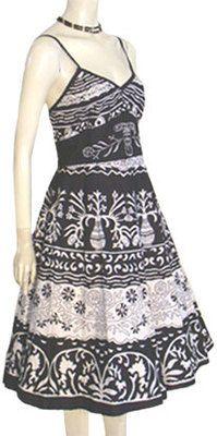 Vintage 50s Mexican Inspired Sun Dress Embroidery Full Skirt VLV | eBay