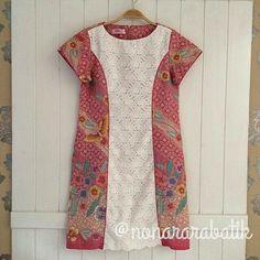 50 Trendy Ideas For Dress Brokat Kombinasi Batik Blouse Batik, Batik Dress, Dress Batik Kombinasi, Trendy Dresses, Fashion Dresses, Dress Brokat, Batik Kebaya, Batik Fashion, Kurta Designs