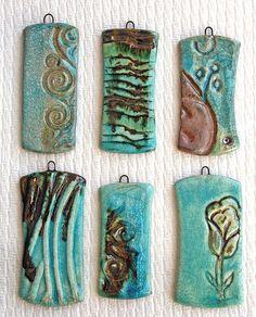 Available as of LPA 002 raku pendants Ceramic Necklace, Ceramic Pendant, Ceramic Jewelry, Ceramic Beads, Polymer Clay Beads, Polymer Clay Crafts, Jewelry Crafts, Jewelry Art, Jewellery