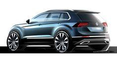 2016 Volkswagen Tiguan  #Segment_J #German_brands #Volkswagen_Tiguan #2015 #2016MY #Volkswagen #Haldex #Serial #R_Line #MQB