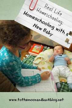 Homeschooling with a New Baby